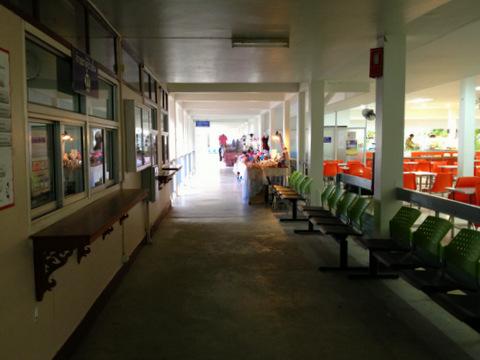 Госпиталь Ко Самуи в Натоне - роды в Тайланде