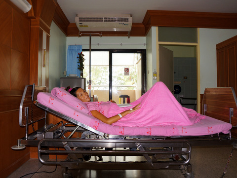 Госпиталь Ко Самуи - private rooms на втором этаже