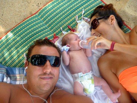 Роды на Самуи 2012
