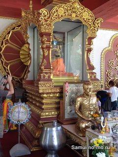 Экскурсия в Храм Кхунарам (Khunaram) и мумифицированный монах Луанг Пхо Даенг
