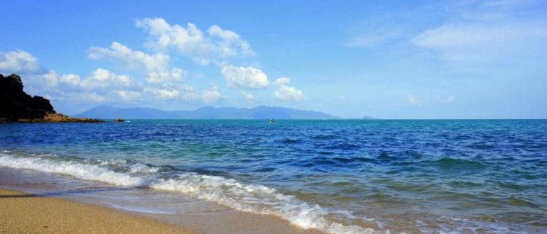Пляжи Самуи, в Тайланде - Маенам, Бопут, Чавенг, Ламаи