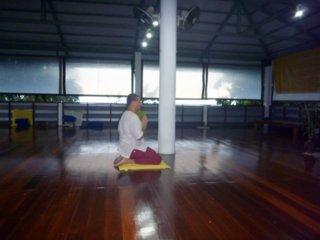 Медитации в Дипабхаване - ретрит на русском языке