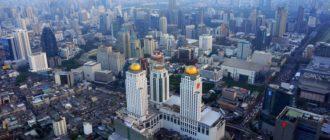 Карты и схемы Бангкока для бесплатной загрузки